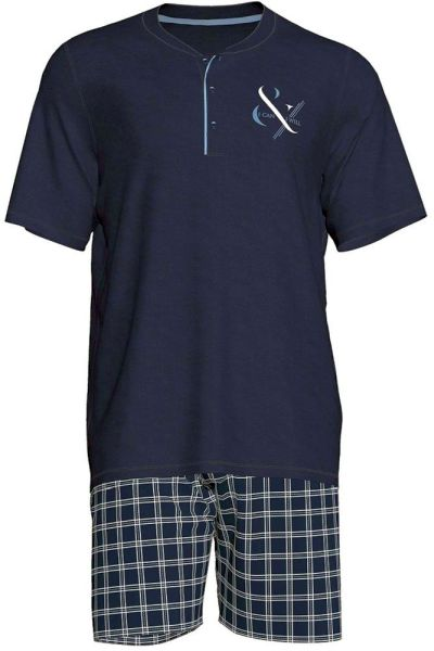 Vamp 6982 rövid nadrágos férfi pizsama bb999d80dc